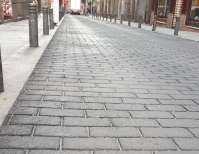 Asfalto impreso firmes y pavimentos PADECASA