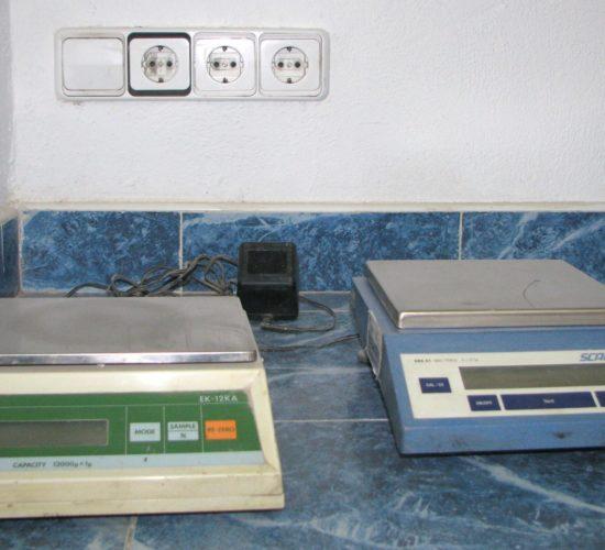 Básculas laboratorio PADECASA