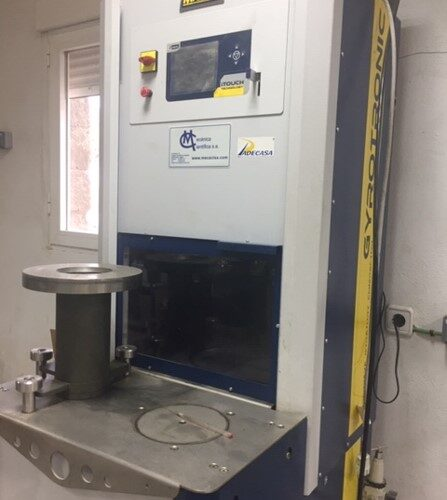 Ensayos control de calidad asfaltos laboratorio PADECASA 2
