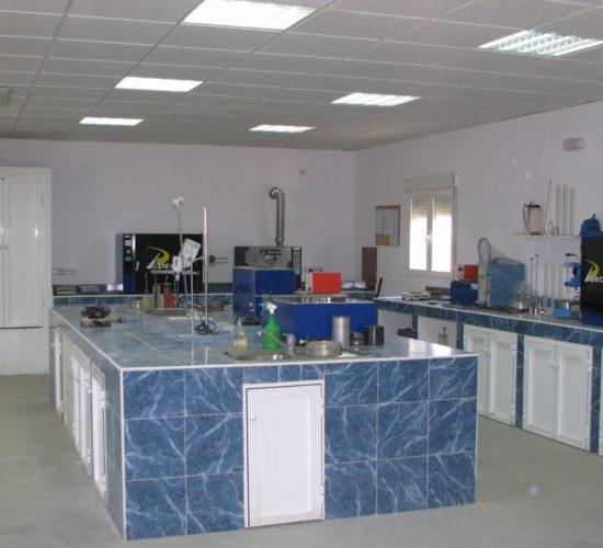 Instalaciones laboratorio PADECASA 2