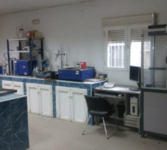 Instalaciones laboratorio PADECASA